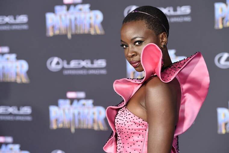 The Black Panther Red Carpet Had Eyes Popping All Over Town