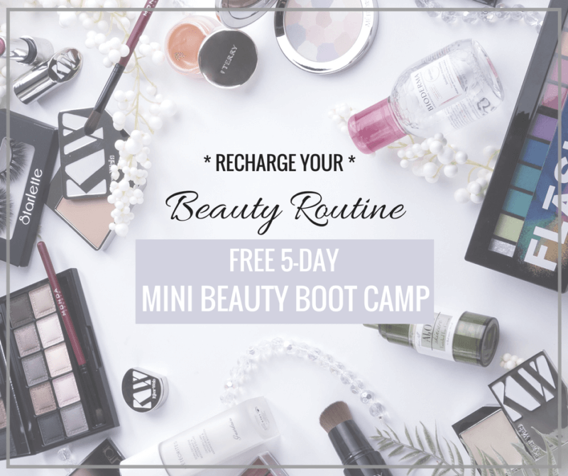 5-Day Mini Beauty Boot Camp | The Patranila Project
