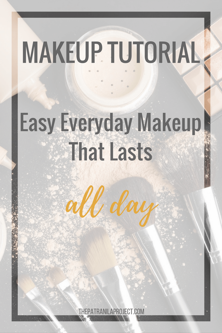 Makeup Tutorial: Easy Everyday Makeup Tips for Beginners