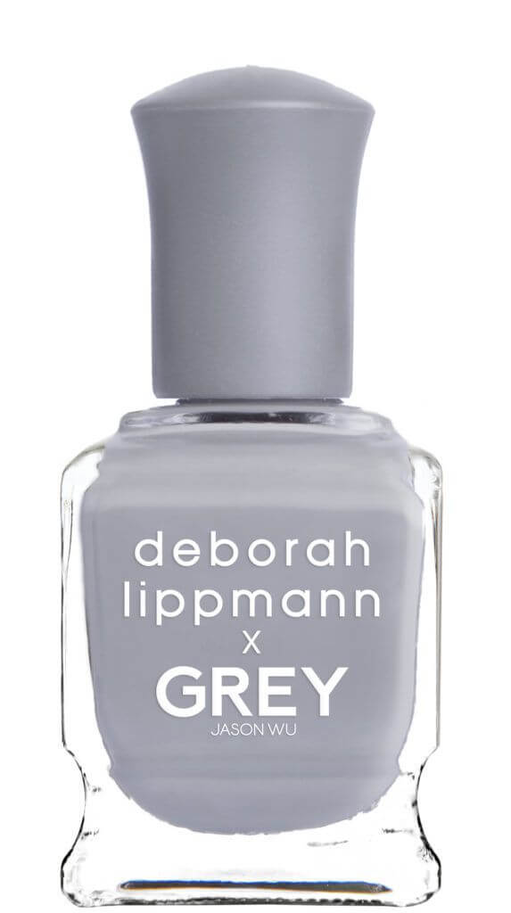 spring nail colors grey