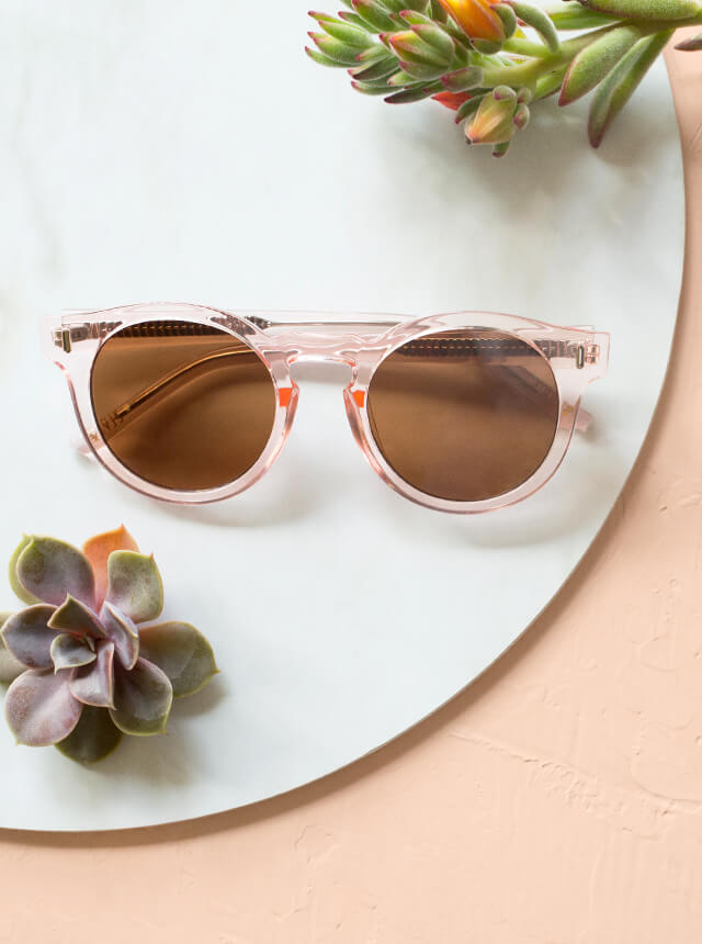 Bonnie Clyde The Hill Sunglasses