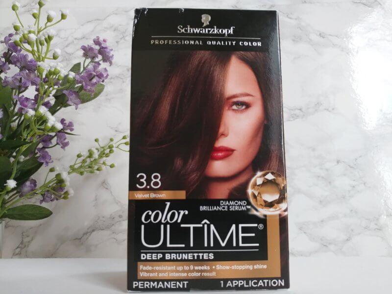 schwarzkopf color ultime deep brunettes velvet brown hair color