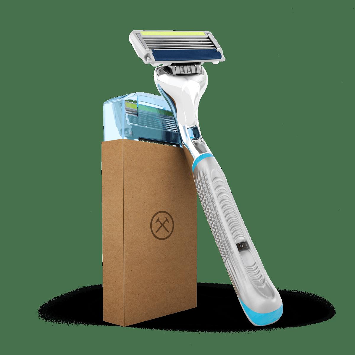 dollar shave club razor and cartridges