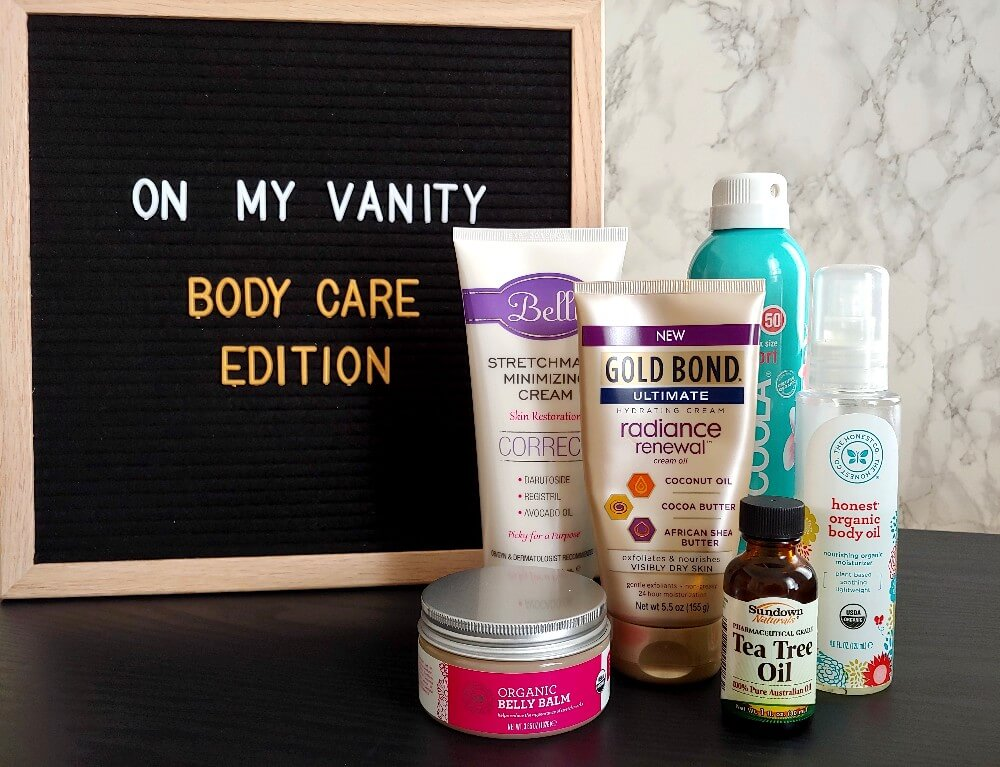 On My Vanity: Body Care Edition – Vol 1