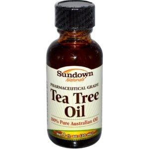 body care - tea tree oil