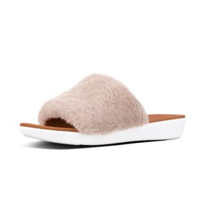 FitFlop Furry-Harper Faux Fur Slide