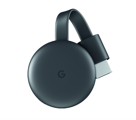 See It. Stream It. Chromecast Puts All Your Entertainment at Your Fingertips
