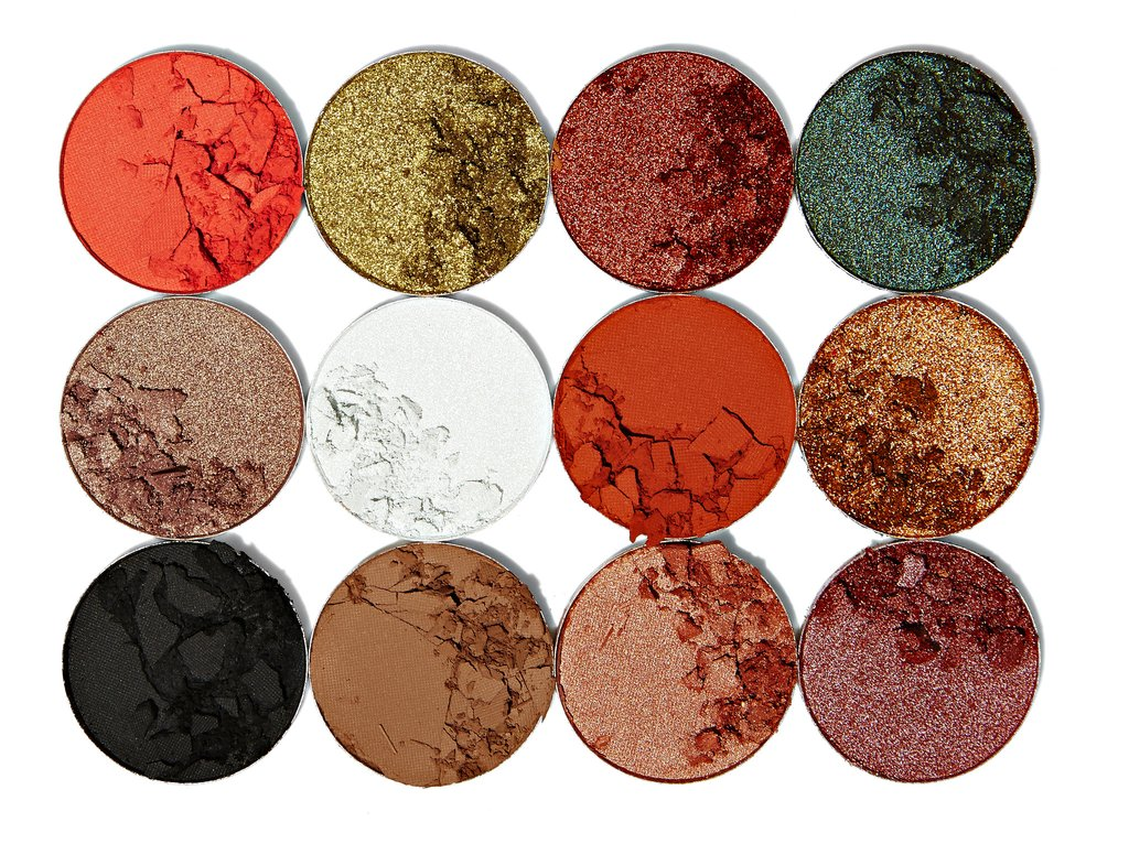 fall makeup eyeshadow palette