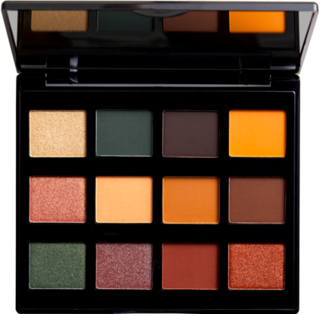 nyx grind machinist eyeshadow palette
