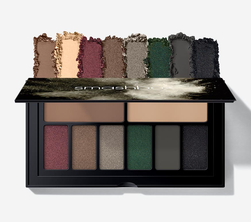 smashbox cover shot palette smokey