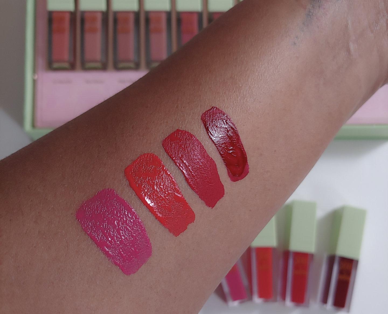 pixi matte lipstick