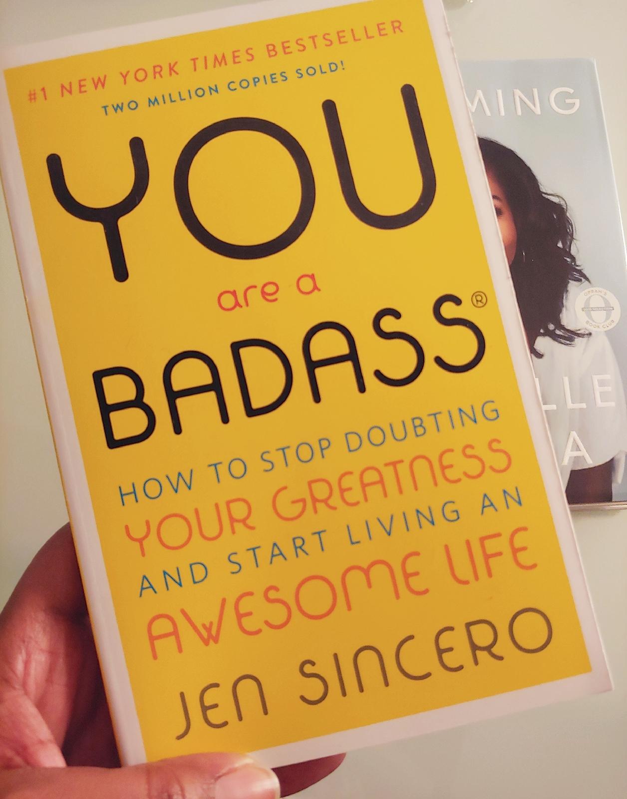 you are a badass jen sincero