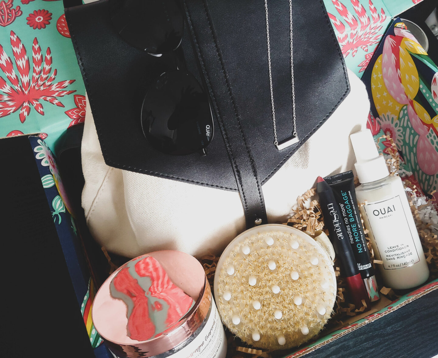 Immerse Yourself in a New Season with the FabFitFun Spring Box