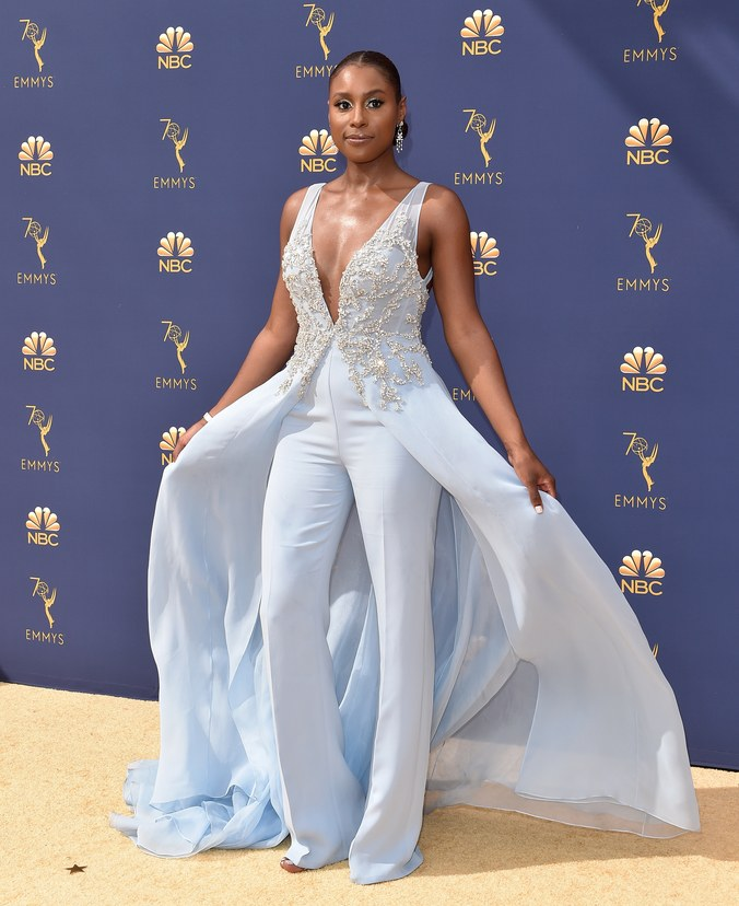 issa rae style emmys 2018