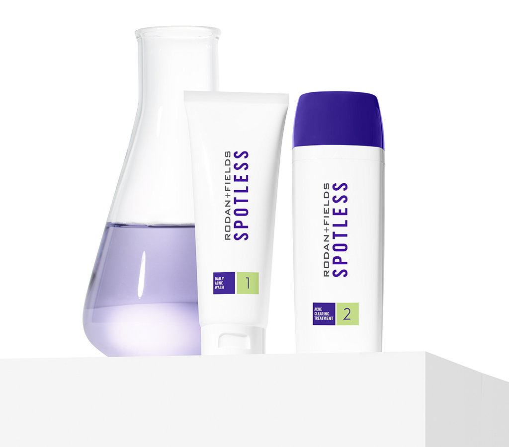 Blemishes Begone! Rodan + Fields Launches Two Acne Treatments