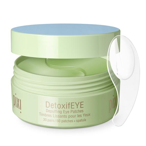 pixi detoxify eye masks