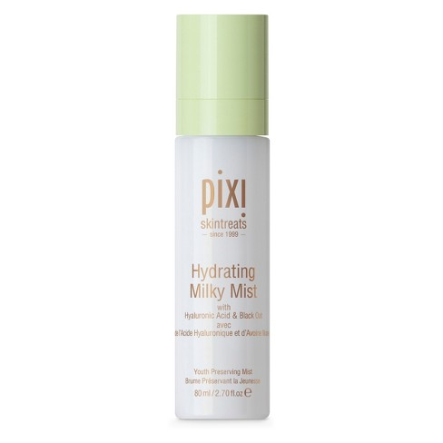 favorite pixi beauty products hydrating milky mist