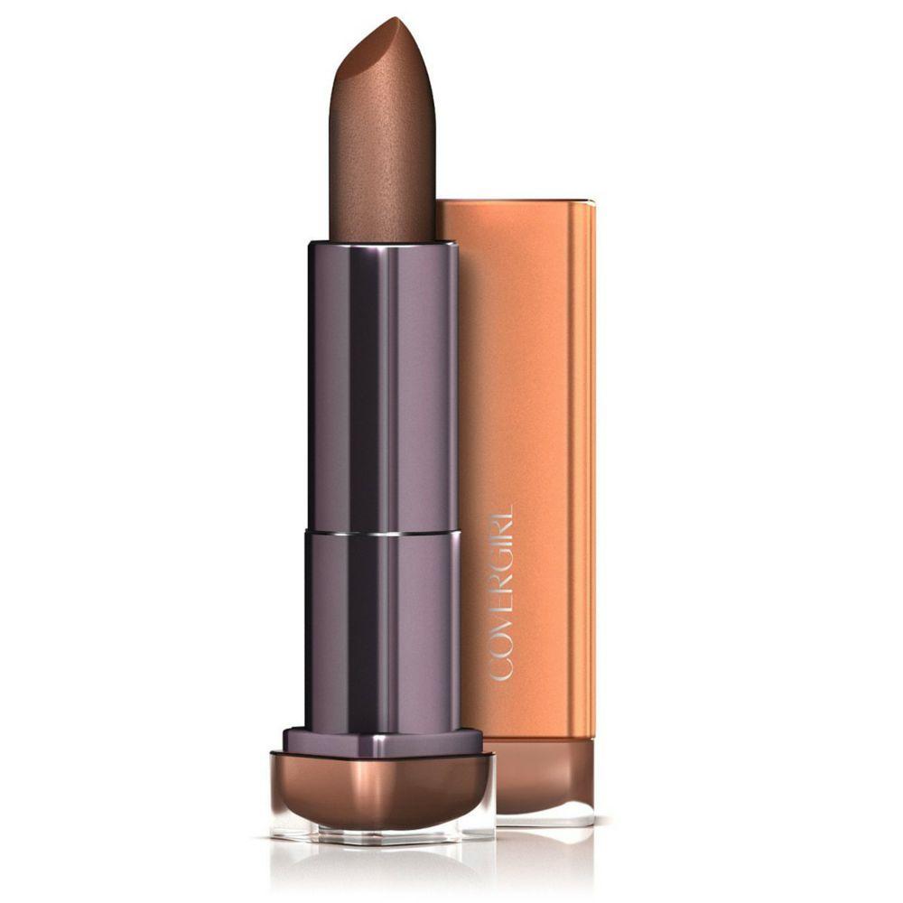 covergirl exhibitionist nude lipstick coffee crave