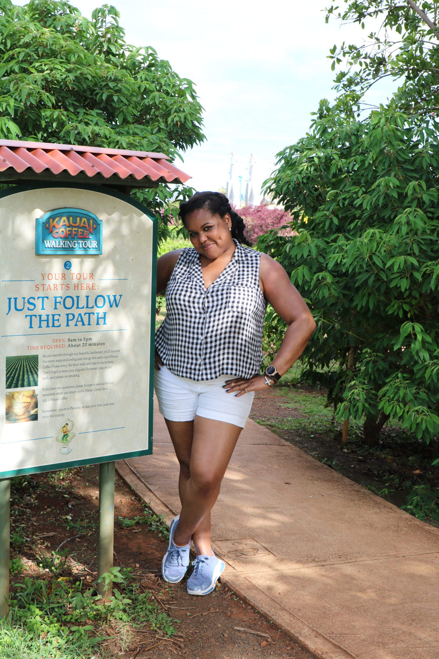 Stroll With Me in Hawaii: My Kauai Coffee Walking Tour