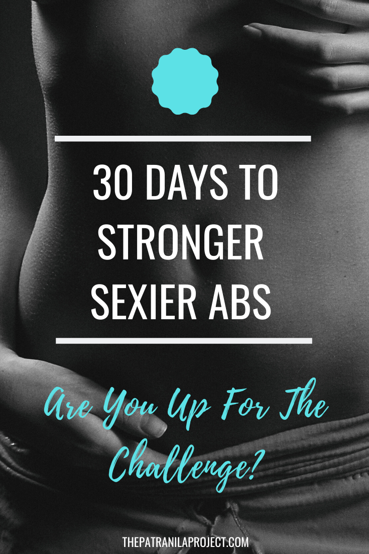 30 days to stronger sexier abs