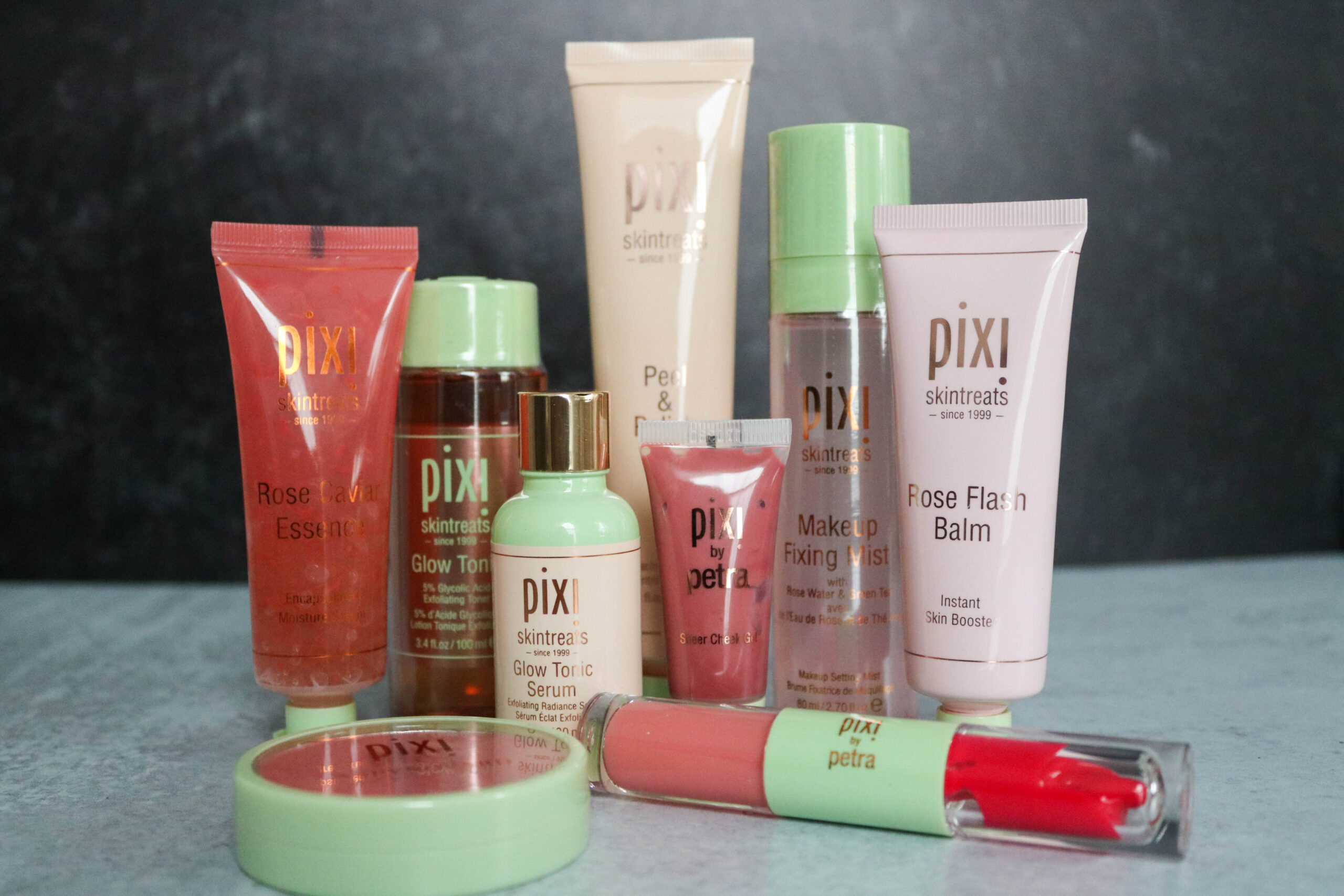 Patranila's Pixi Beauty Get Your Glow On Galentine's Giveaway - Closed