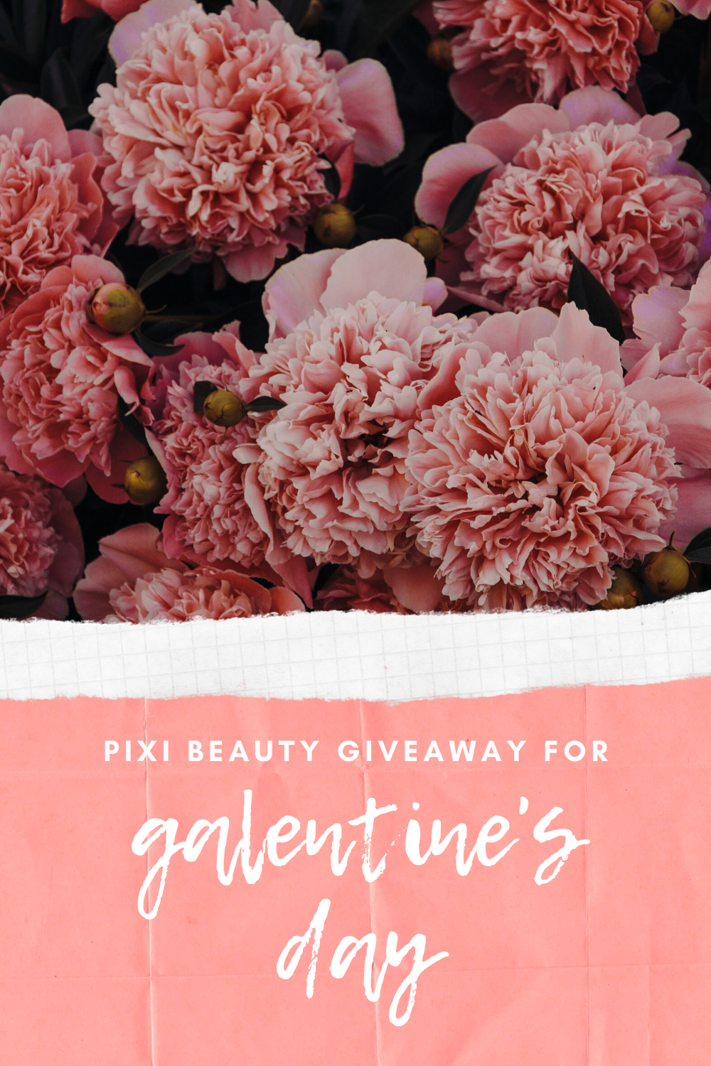 Pixi Beauty Galentine's Day Giveaway