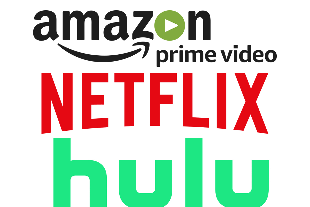 binge watch your favorite shows on amazon, netflix and hulu while self-sequestering during the cornovirus quarantine