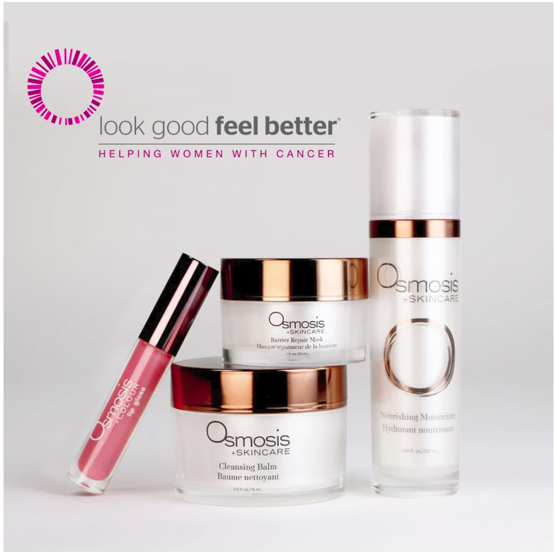 osmosis beauty look good feel better skincare bundle